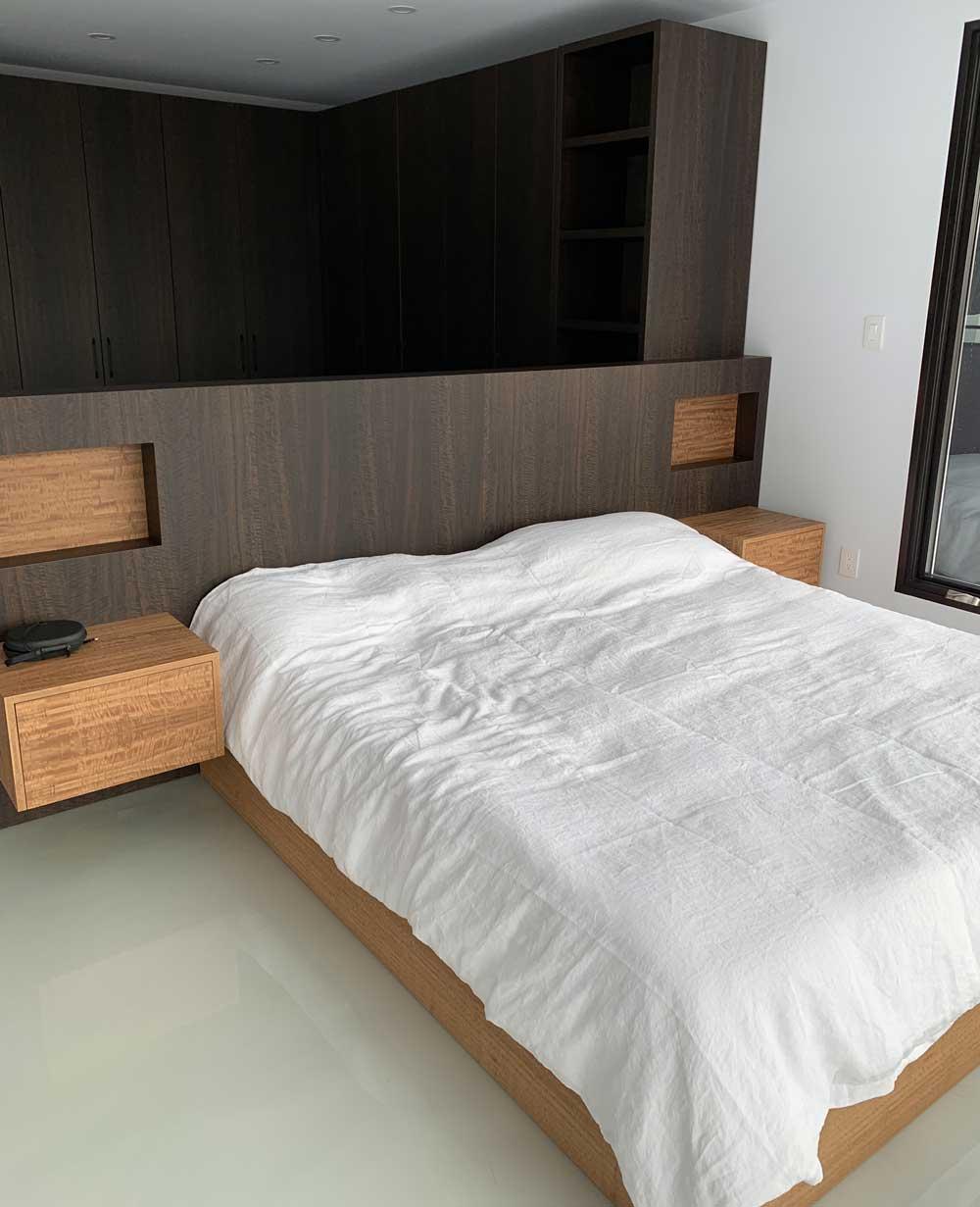 meuble lit sur mesure zone cuisines. Black Bedroom Furniture Sets. Home Design Ideas